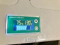 100 AH LifePo4 Lithium Battery Ultra edge, Leisure battery, solar, motorhome