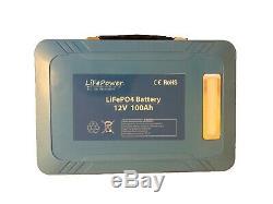 100ah 12v LiFePo4 Leisure Battery