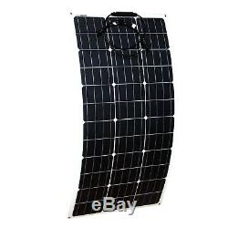 10w 20w 30w 50w 80w 100w 130w 200w PV Solar Panel for 12v 24v battery system UK