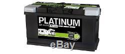 12V 100AH Platinum LB6110L Deep Cycle Leisure Battery Replace Numax LV25MF