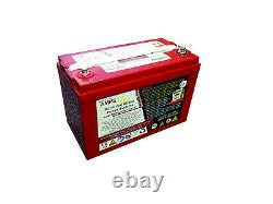 12V 100Ah Lithium Battery Leisure Battery 3 years warranty with Bluetooth