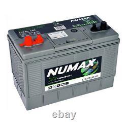 12V 105AH Numax DC31MF Ultra Deep Cycle Leisure Marine Battery 4 years Warranty