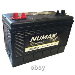 12V 105AH Numax XV31 Supreme HD Ultra Deep Cycle Leisure Marine Battery