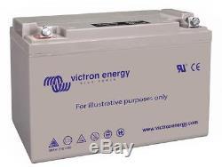 12V/110Ah Gel Deep Cycle Battery BAT412101104 Boat Solar Leisure