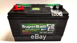 12V 120AH SB DT120 Leisure Battery 12V Automatic Clay Pigeon Trap Shooting