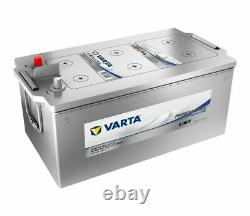 12V 240AH Varta EFB Professional Dual Purpose Leisure Battery LED240 (LFD230)