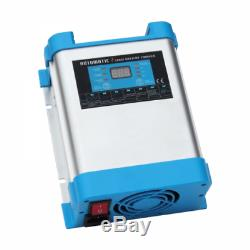12V 50A Leisure Battery Charger Multi Stage for AGM, GEL & Wet