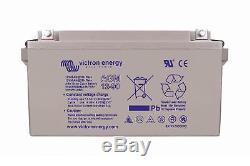 12V/90Ah AGM Deep Cycle Battery. BAT412800084 Boat Solar Leisure