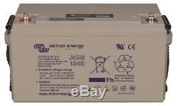 12V/90Ah AGM Deep Cycle Battery (M6) BAT412800085 Boat Leisure Solar