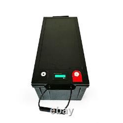 12V LITHIUM LiFePO4 Battery Leisure Solar Wind Off-grid 50Ah 100Ah 150Ah 200Ah
