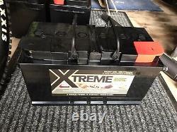 12v 110ah AGM Deep Cycle Gel Leisure Battery. SRP £159.99