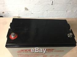 12v 110ah leisure battery (Sterling)