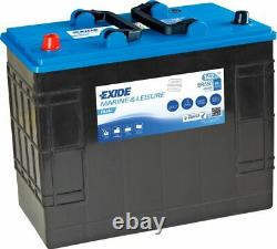 12v 140ah Exide Leisure Battery (porta Power 140) (er650) Ideal For Wild Camping