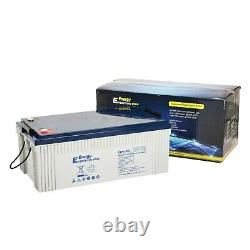 12v 260ah Expedition Plus Agm Deep Cycle Leisure Battery (exp12-260) (xr5000)