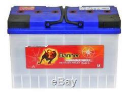 12v Banner 135ah Energy Bull Deep Cycle Caravan Leisure Battery (95901)