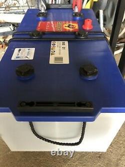 12v Banner 230ah/250ah Energy Bull Ultra Deep Cycle Leisure Battery (96801)