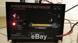 12v battery tester Rejuvenator mobility scooter leisure batterys