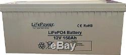 12v lithium leisure battery