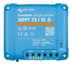 130Ah Leisure Battery, 90W Solar Panel, Charge Controller, Cable and Brackets