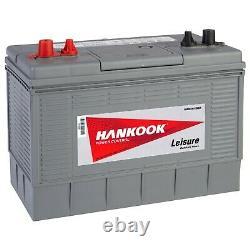 130Ah Leisure Battery with 12V 500VA Victron Phoenix Inverter