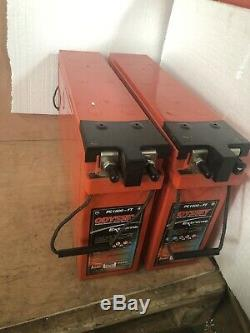 2 Odssy Extreme 12v -180ah Leisure /solar / Off Grid Power Batteries