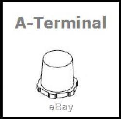 2 (Pair) X 12V 110AH Deep Cycle Battery Leisure Caravan Motorhome