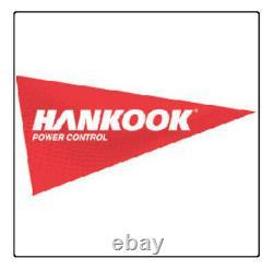 2x Hankook DC27S Leisure Batteries Deep Cycle 90Ah for Caravan, Boat & Motorhome