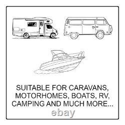 2x Hankook XL31 Leisure Batteries Dual Purpose 130Ah, Caravan, Boat, Motorhome