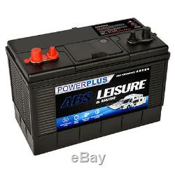 3 x XD31 Leisure Battery 12v 5yr Warranty 115 ah 1000mca SOLAR POWER BATTERIES