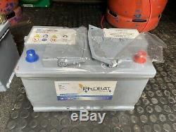 3off 12v 110ah Efb Agm Leisure Battery Heavy Duty Varta Pro Bat Numax Marine