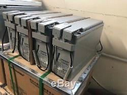 4 NARADA Gfm-50 (2.4kw) Deep Cycle LEISURE/SOLAR /OFF GRID POWER INVERTER BATTER