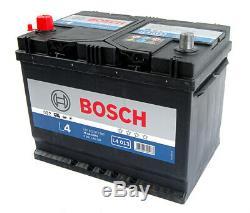 677 Leisure Battery 75Ah 420cca 12V L270 x W165 x H220mm Electrical Bosch L4027