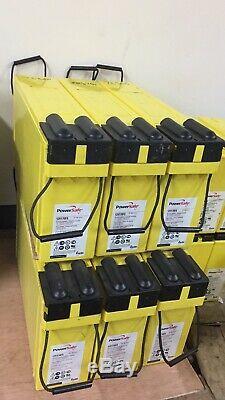 6 POWERSAFE 12V170 Use AS 12V OR 24v (12.3kw) Leisure/SOLAR /OFF GRID BATTERIES