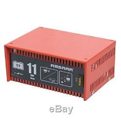ABSAAR 12V 11A (10A) Fully Automatic Electronic Leisure Marine Battery Charger