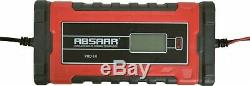 ABSAAR 12V 8A Automatic Battery Charger replace Numax 12V 10A Leisure charger