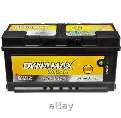 AGM 120Ah Solar Battery Supply Battery 12v Battery Split Charge