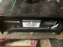 Absaar 12v 20amp Heavy Duty Leisure and Marine Battery Charger