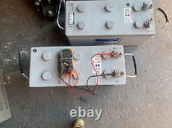 Antares 187Ah 12v Deep Cycle Gel Leisure Battery