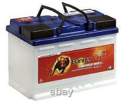 Banner Energy Bull Leisure Battery 95501 12V 60Ah