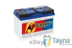 Banner Energy Bull Leisure Battery 95601 12V 80Ah