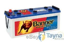 Banner Energy Bull Leisure Battery 96051 12V 130Ah