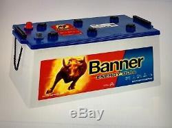 Banner Energy Bull Leisure Battery 96801 12V 230Ah