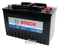 Bosch L4034 679 Leisure Battery 105Ah 750cca 12V L344 x W175 x H239mm 12V
