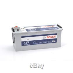 Bosch L5075 L5 Leisure Battery 12V 140Ah 800CCA Type 627 Caravan Motorhome Boat