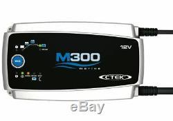 CTEK M300 MARINE BATTERY CHARGER 12v Boat Canel Leisure Charging (M300)