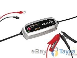 CTEK MXS 5.0 12V Battery Charger / Conditioner Car Caravan Bike Leisure Boat etc