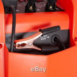 Car Battery Charger Heavy Duty 12V/24V Trickle/Turbo Leisure Vehicle HGV Lorry
