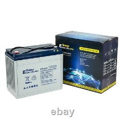 Deal Pair Of 12v 150ah Expedition Plus Agm Leisure Batteries (exp12-150)