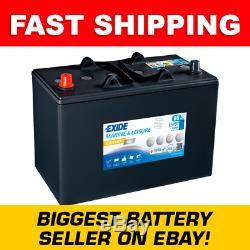 ES950 Exide G85 Marine and Multifit Gel Leisure Battery 85Ah