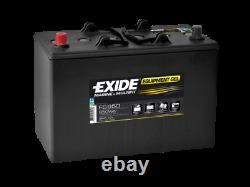 ES950 Exide G85 Marine and Multifit Gel Leisure Battery 85Ah (replaces G85)